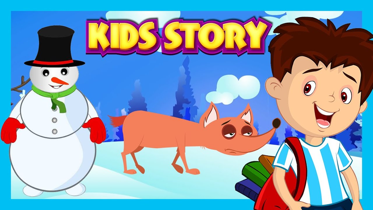 Kids Story The Boy Who Cried Wolf The Fox Without A Tail and