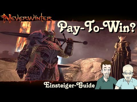NEVERWINTER: Pay-To-Win? Oder