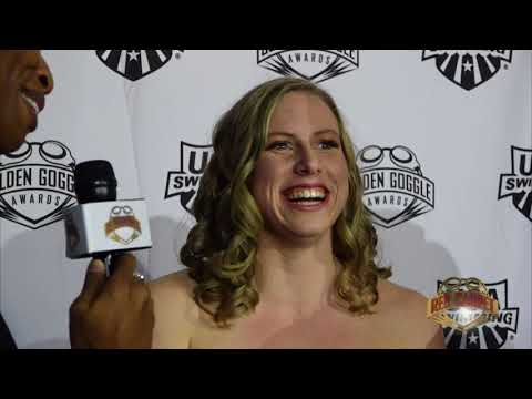 Lilly King | 2017 Golden Goggles Red Carpet
