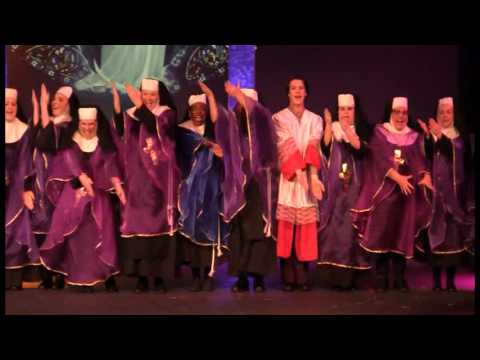 Sister Act the Musical - Act Two part 1 of 3
