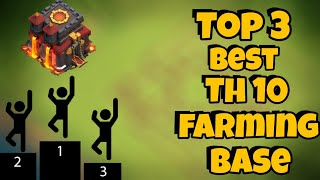 Th 10 Top 3 Farming Base of 2018 | Best 3 Farming Base Of 2018 | Clash with GK | COC