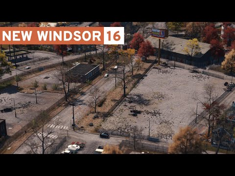 The Other Side of Town - Cities Skylines: New Windsor - Part 16 -