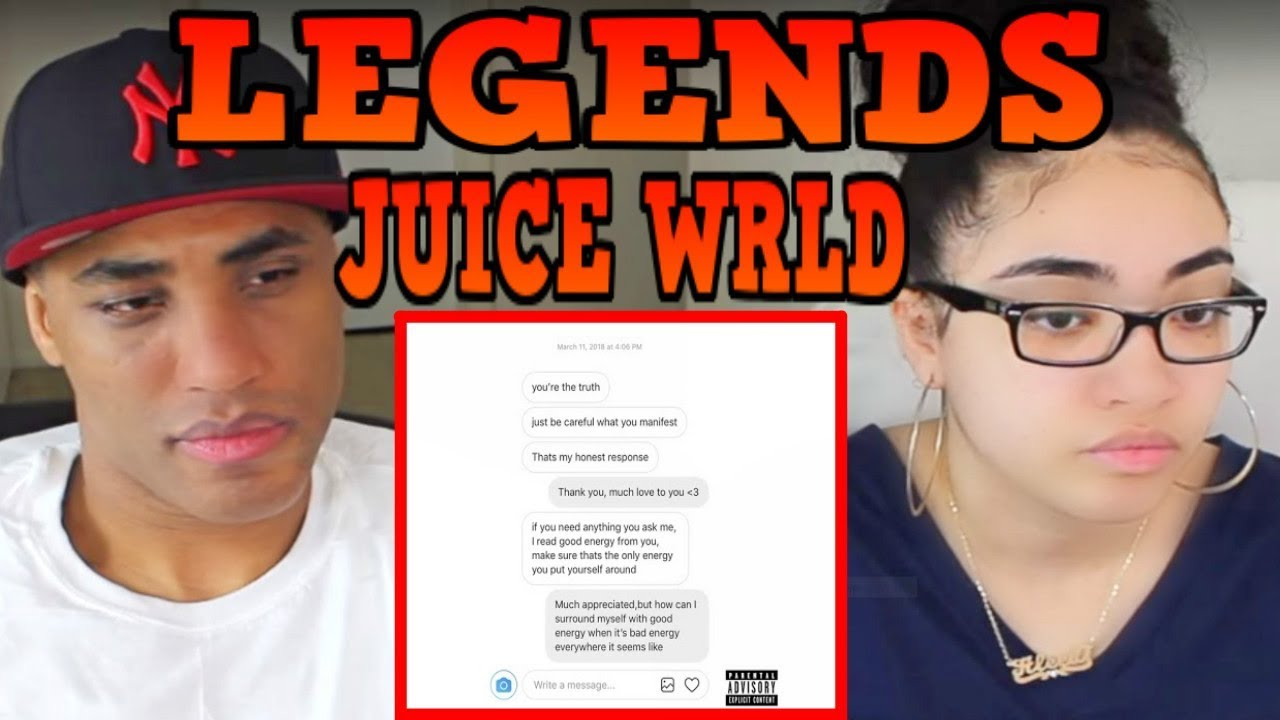 "MY DAD REACTS Juice WRLD - ""Legends"" REACTION (Official Audio)"