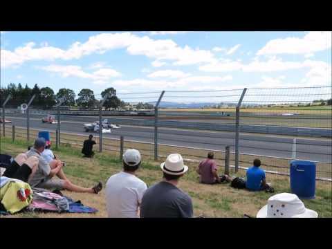 F5000 Race Formation Lap #2 [2017 Taupo Historic GP]