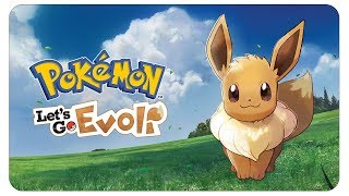 Ich will die Allerbeste sein! #01 Pokémon Let's Go Evoli - Gameplay