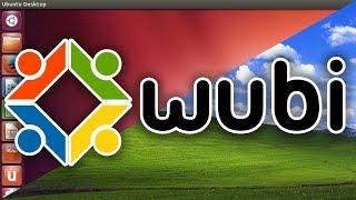 Wubi - The Easiest Ubuntu Installer for Windows! - Overview & Demo