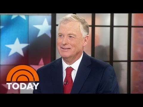 Exclusive: Dan Quayle Weighs In On Donald Trump, Divided GOP | TODAY