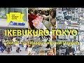 IKEBUKURO (池袋) TOKYO | Sunshine City | MANGA|Cafes and TONS of SHOPPING {Tokyo Tourist Guide}