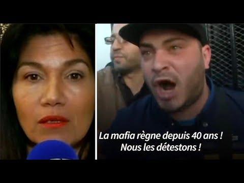 """Samia Ghali n'a pas entendu parler de """"mafia"""" en Algérie. Et pourtant..."""