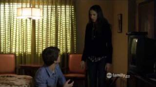 Pretty Little Liars 1x19 Toby and Spencer Scenes