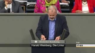 Harald Weinberg, DIE LINKE: Zusatzbeiträge abschaffen – Parität wieder herstellen