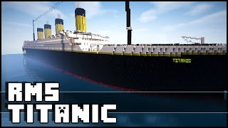 Minecraft - Titanic (Epic Recreation)