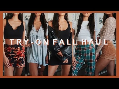 FALL TRY-ON HAUL ft. princess polly