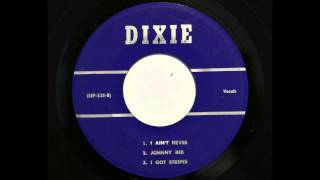 Howard Crockett - I Got Stripes (Dixie 538) [1959 Johnny Cash cover]