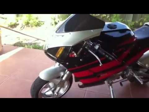 Hqdefault on X18 Pocket Bike On Craigslist