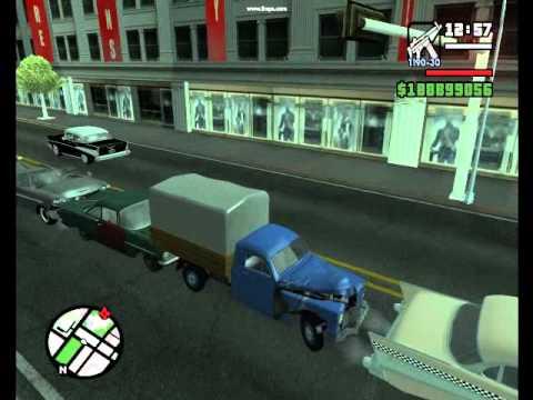 Lassiter Series 69 Of Mafia II Sound For GTA San Andreas