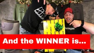 """LIVE TALK THURSDAY"" 11/13/18 - AND THE WINNER IS...."