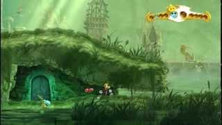 Rayman Legends on GMA4500MHD