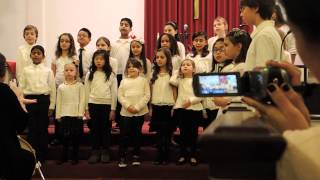 2014 Childrens Choir Winter Concert - Christmas Bells are Ringing