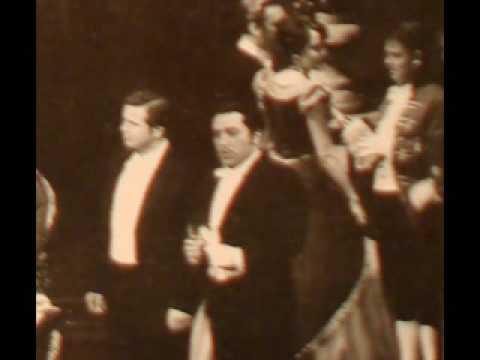 Fritz Wunderlich - Lunge da lei...De' miei bollenti spiriti (live)
