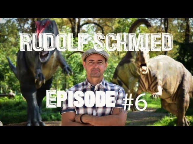 Episode #6 - Rudolf Schmied - HANDGEMACHTE FOTOS IN SCHWARZ-WEISS AUF HOLZ UND LEINWAND.