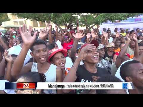 INFO K MADA: PRM Mahajanga DU 07 OCTOBRE 2019 BY KOLO TV