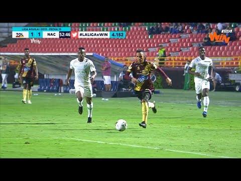 Tolima vs. Nacional (2-1) | Liga Aguila 2019-1 | Fecha 13