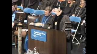 Penn College Commencement: May 13, 2011