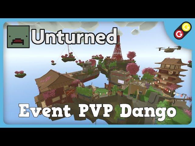 Unturned - Event PVP Dango