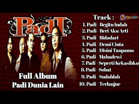 PADI - [ FULL ALBUM ] Best Collection enak didengar saat kerja