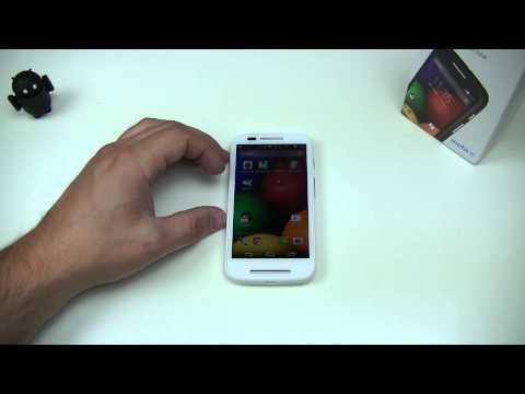Test du Motorola Moto E | par Top-For-Phone.fr