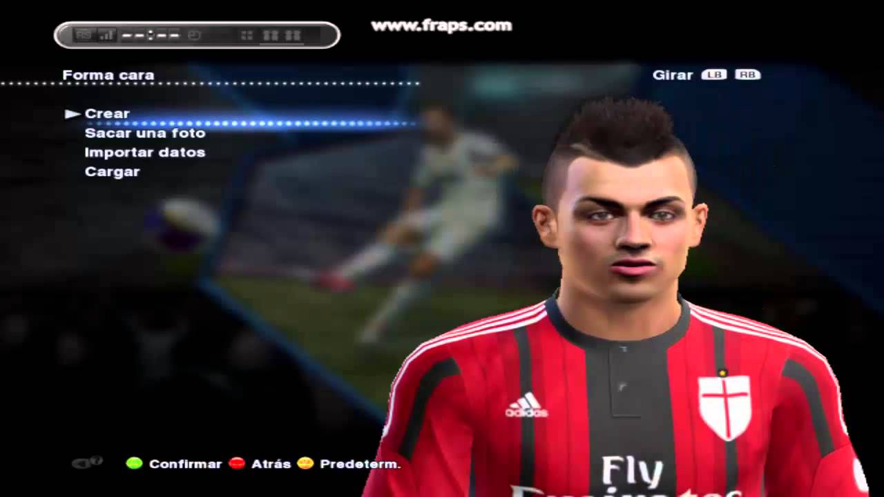 El shaarawy new hairstyle fade haircut pes 2013 pc stephan el shaarawy hair y face 2014 2015 youtube voltagebd Choice Image