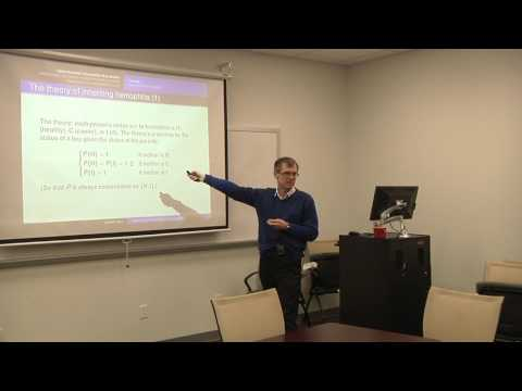 Vladimir Vovk (Rutgers, Foundations of Probability Series)