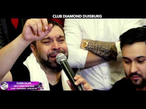 Florin Salam - Am o vorba prin oras New Live 2017 byDanielCameramanu @ Club Diamond