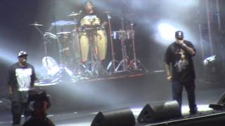 Cypress Hill - Rise Up / Rock Superstar (live 2011-07-10 Splash Festival Germany)