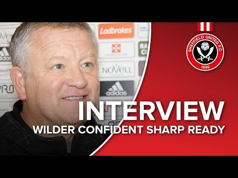 Chris Wilder confident Billy Sharp will be ready