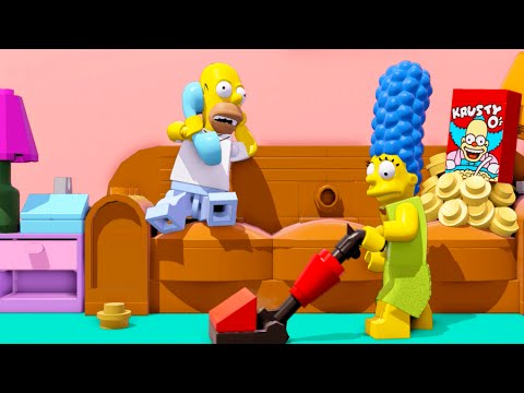 LEGO Dimensions A Springfield Adventure Level Pack Walkthrou