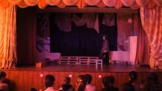 Театр студия КОНФЛИКТ Уроки Французского Астрахань 2015г