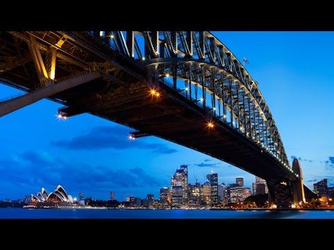 Highway 1 Australia's greatest road trip: Ep 17 Sydney Harbour Tunnel