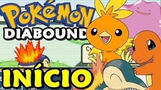 Pokémon Diabound (Hack Rom) - O Início