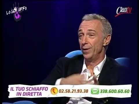 """LO SCHIAFFO   LINUS su Marco Baldini """"L'ho aiutato ma è in un tunnel da cui è difficile uscire"""""""