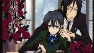 Black Butler OP - Monochrome no Kiss [Lyrics]