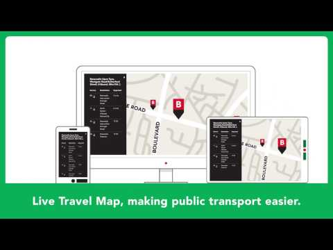 Live Travel Map video