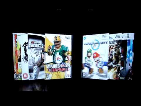 coverflow wii