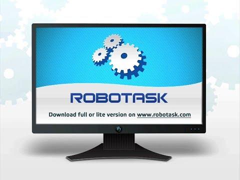 RoboTask - Task Automation Software