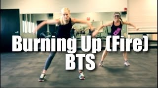 Gambar cover BTS - Burning Up (Fire) | Cardio Party Mashup Fitness
