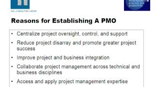 The Project Management Office A Business Solution