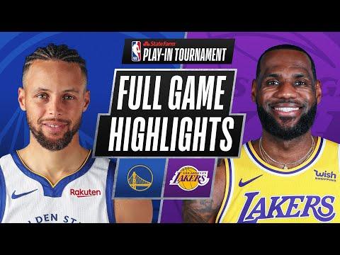 GAME RECAP: Lakers 103, Warriors 100