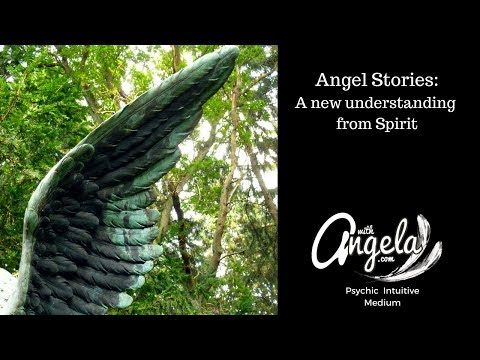Angel Stories With Angela- Psychic Intuitive Medium