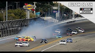 Full Race Replay: 2020 Busch Clash at Daytona International Speedway
